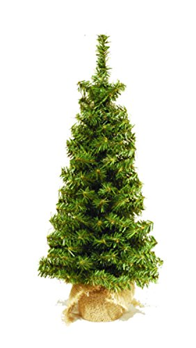 24-Inch-Tabletop-Christmas-Pine-Tree-with-Burlap-Wrapped-Base-Artificial-Pine-Tree