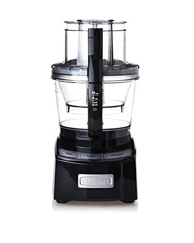 Cuisinart 12-Cup Food Processor, Black