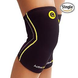 ActiveGear Sport Neoprene Compression Knee Sleeve