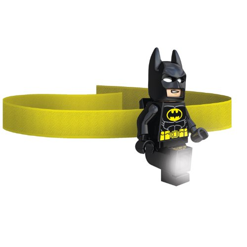 LEGO DC Universe Super Heroes Batman Head Lamp at Gotham City Store