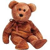 TY Grizzwald the Bear Beanie Baby