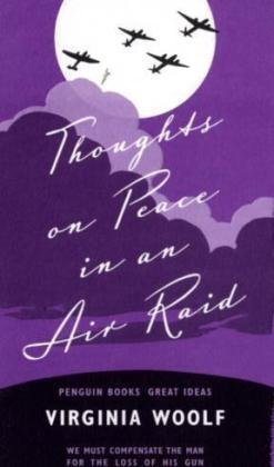 Thoughts on Peace in an Air Raid, Buch