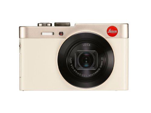 Leica C Camera 18485 12.1MP Compact System Camera with 3-Inch LCD – Light Champagne Gold Special Offers