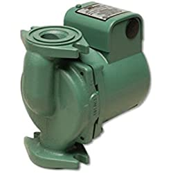 Taco 2400-20-WB Wood Boiler Pump - Cast Iron - 1/6 HP