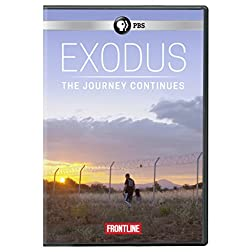 FRONTLINE: Exodus: The Journey Continues DVD