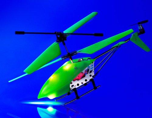 """Simulus Nachleuchtender 3,5-Kanal-Hubschrauber """"GH-324.ghost"""", 2,4 GHz - 4"""