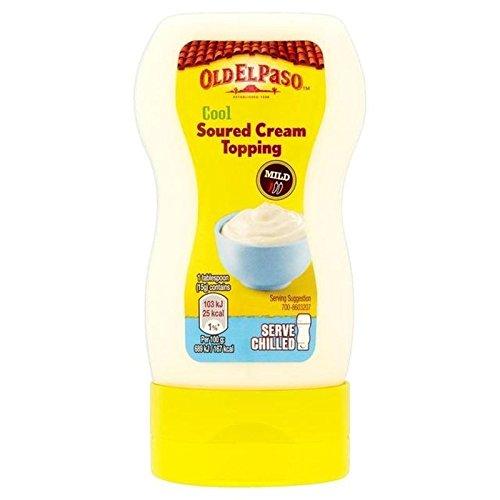 Vieille Squeezy El Paso Crème Aigre 230G - Paquet de 2