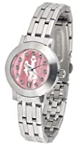Wyoming Cowboys Dynasty Ladies Watch with Mother of Pearl Dial