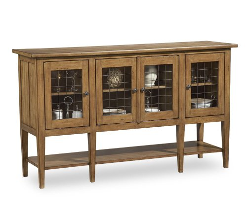 Picture of A.R.T. Furniture Sideboard - CLOSEOUT - Straw Finish (64251-2613) (64251-2613) (Sideboards)