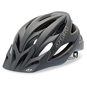 Giro Xar - Casco, color negro / gris - L