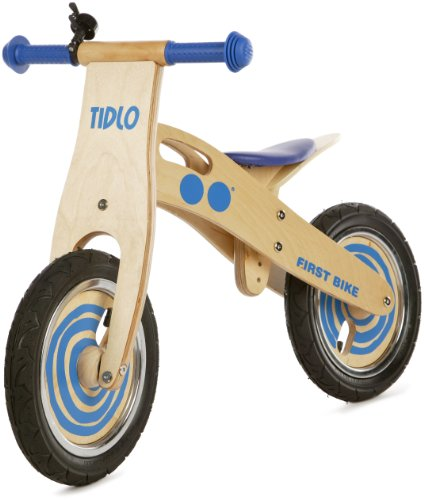 Tidlo First Balance Bike (Blue)