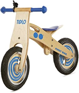 Tidlo First Balance Bike (Blue)