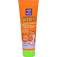 Kiss My Face Kids Shampoo and Conditioner Orange U Smart - 8 fl oz from U-Nutra