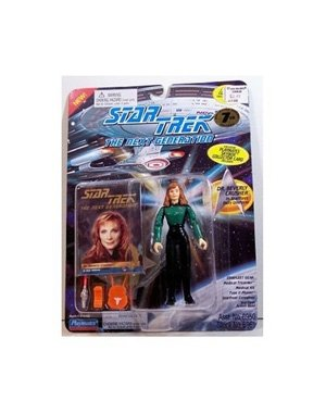 Star Trek the Next Generation Dr. Beverly Crusher In Duty Uniform