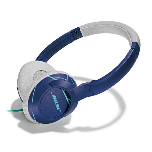 Bose Soundtrue Headphones On-Ear Style, Purple/Mint