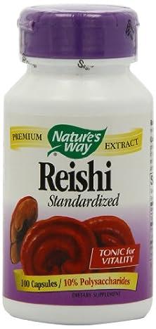 buy Nature'S Way Reishi Capsules, 100-Count