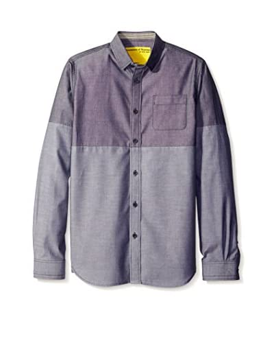 Descendant of Thieves Men's 2-Way Oxford Shirt