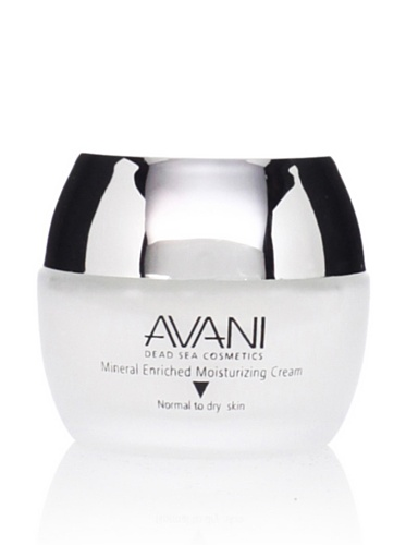 Avani Dead Sea Mineral Enriched Moisturizing Cream - For Normal to Dry Skin