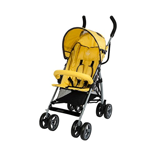 BABYCAB-Sitzbuggy-Max-Kinderwagen-gelb