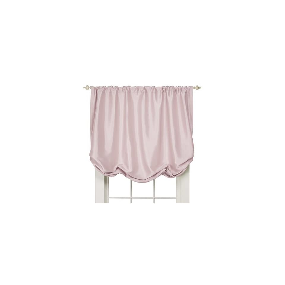 Simply Shabby Chic Faux Silk Balloon Shade   Pink (60x63
