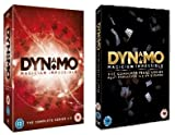Dynamo - The Magician Impossible Watch TV Series All 16 Episodes Complete (10 Discs) DVD Box Set - Series 1, 2, 3, 4 + A - Z of Dynamo + Special Features + Extras