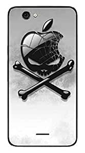 UPPER CASE™ Fashion Mobile Skin Vinyl Decal For Micromax Canvas Knight Cameo A290
