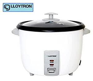 Lloytron E3321 Automatic Rice Cooker, 2.5 Litre