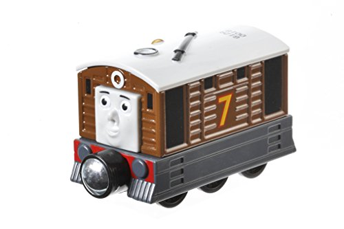 Fisher-Price Thomas the Train Take-n-Play Toby Engine - 1