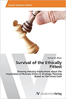 importance of ethics amazon A system of ethics must further consist of not only emergency situations, but the day to day choices we make constantly it must include our relations to others, and recognize their importance not only to our physical survival, but to our well-being and happiness.