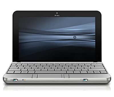 HP 2140 Mini-Note - Atom N270 / 1.6 GHz - RAM 2 GB - HDD 160 GB - GMA 950 - Gigabit Ethernet - WLAN : Bluetooth 2.0 EDR, 802.11 a/b/g/n