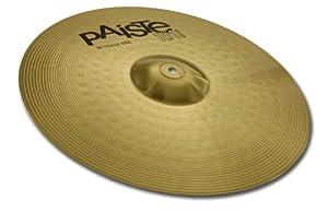 PAISTE 101 18 CRASH/RIDE Cymbals Rides