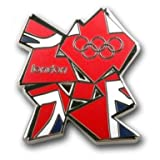 41wwoJpE6BL. SL160  London 2012 Olympics Pin Badge