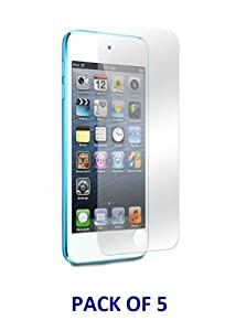 Invero® 5 Paquet de Film de Protection Ecran pour Apple Ipod Touch 5 (5th Generation)