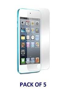 Invero® 5 Paquet de Film de Protection Ecran pour Apple Ipod Touch 5 (5th Generation)