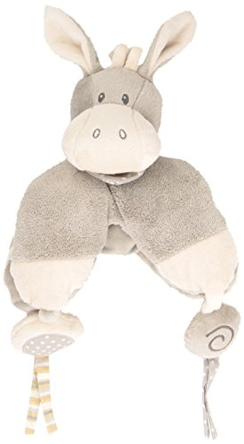 Nattou Cappuccino Collection Maxi Toy Donkey
