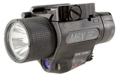 Eotech M6X Tactical Xenon Light & Red Laser, Slide-Lock, Long Gun M6X-000-A1