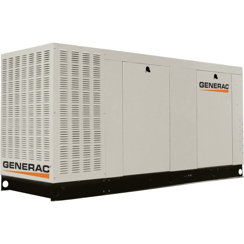 - Generac Commercial Series Liquid-Cooled Standby Generator - 150 Kw, 277/480 Volts, Lp, Model# Qt15068kvac