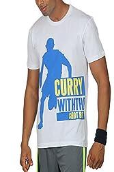 HoG Basketball Stephen Curry Cotton Sports T shirt