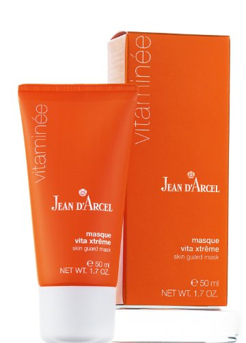 Jean D'Arcel Vitaminee Skin Guard Mask, 50 Ml / 1.7 Oz