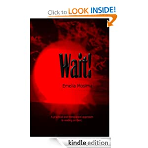 Wait!, by Emelia Mosima