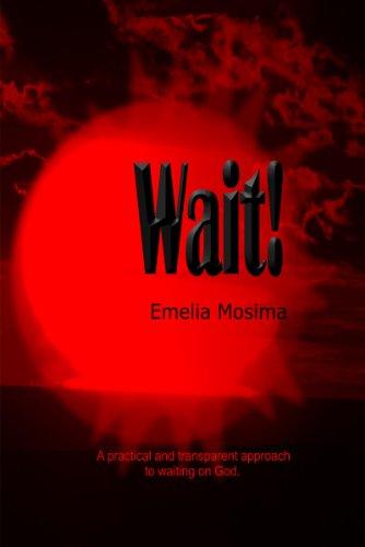 Book: Wait! by Emelia Mosima