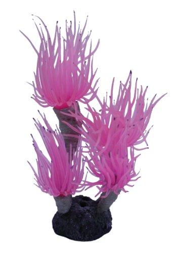 Vitality SH342 Faux Coral Aquarium Decorating Ornament, Pink