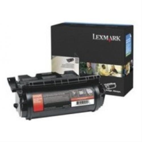 Lexmark - Cartouche de toner - à rendement élevé - 1 x noir - 21 000 pages - LCCP
