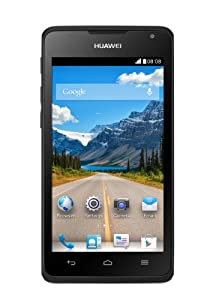 Huawei Ascend Y530 Sim Free Smartphone (Genuine UK Stock) 4.5 inch, 1.2GHz Dual Core, 5mp Camera, MicroSD up to 32GB - Black