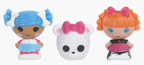Lalaloopsy Tinies Doll (3-Pack)- Style 2 - 1
