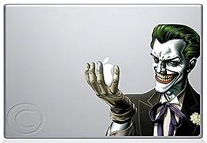 The Joker Macbook Decal Mac Apple skin sticker