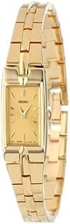Seiko Womens SZZC44 Dress Gold-Tone Watch