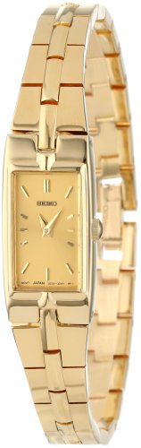 Seiko Women's SZZC44 Dress Gold-Tone Watch