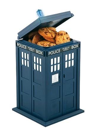 tardis cookie box