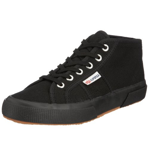 Superga 2754 Cotu, Sneakers Unisex Adulti, Nero (Full Black 996), 43